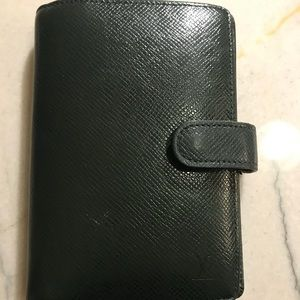 Louis Vuitton taiga agenda pm